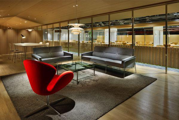 上海办公室装修如何体现公司企业文化?