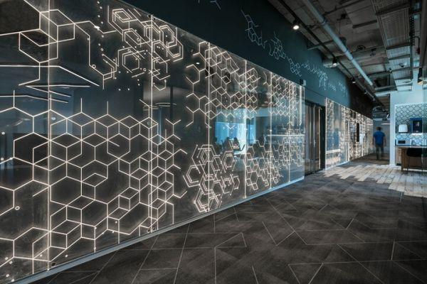 科技让上海办公室装修变的更简单