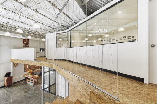 办公室装修设计对音乐工作室的改造行动