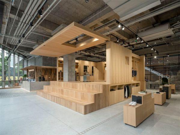 办公室装修设计对于城市概念的新探讨