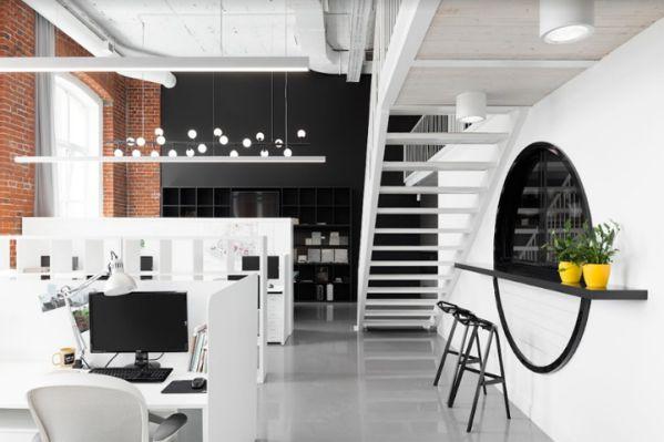 如何选择办公室装修的主题色彩