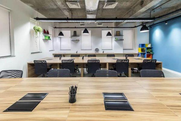 办公室装修如何打造清新脱俗的工业风
