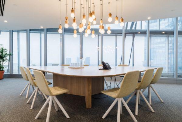 有哪几种办公室装修设计风格