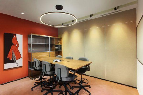 办公室装修方案的强化问题