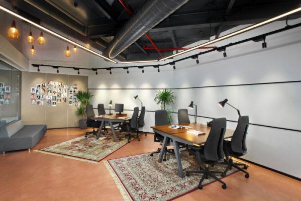 办公室装修中关键的要点是什么