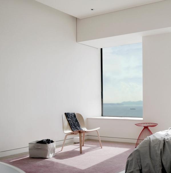 办公室设计的住所实现的空间感