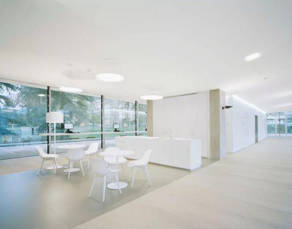 世贸组织总部办公室设计的扩建规划