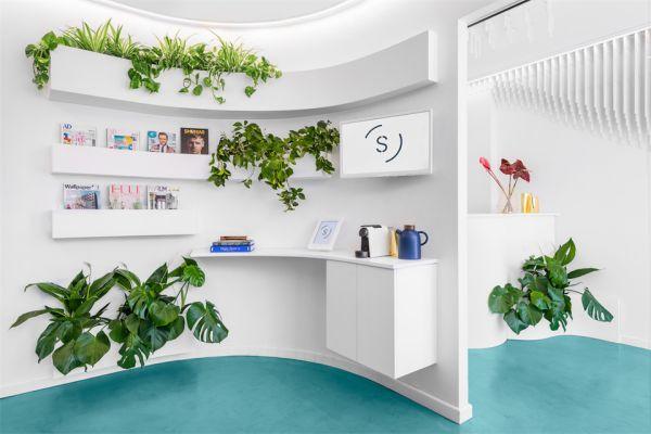 办公室装修设计下的牙科诊所的打造