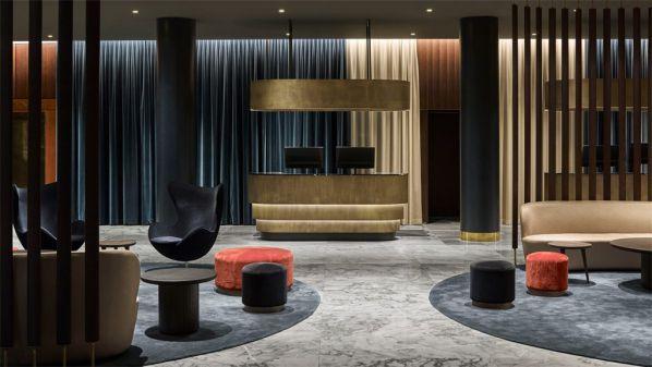 酒店办公室装修设计的翻新和改造