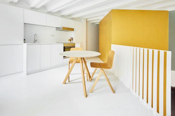 辦公室裝修對于住宅樓的翻新設計