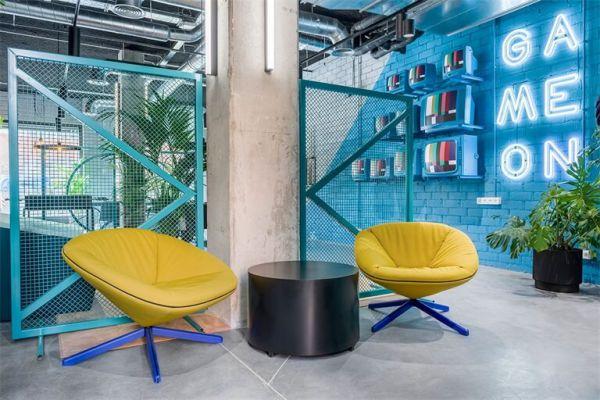 办公室装修设计的环保和人性化