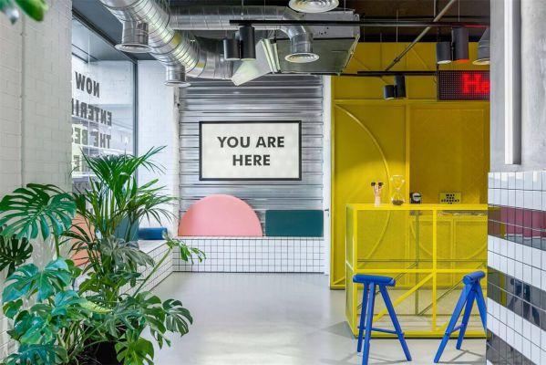 办公室装修设计中不同功能区域的设置