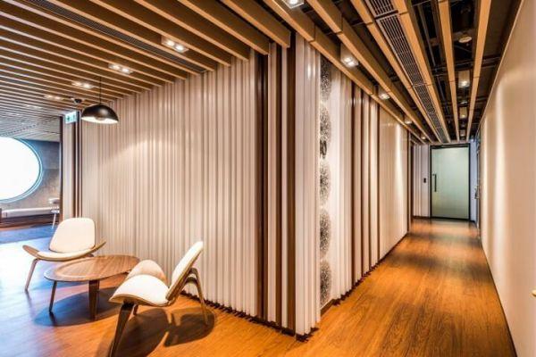 办公室装修设计对律师事务所的翻新改造