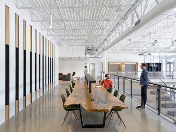 办公室装修设计关于未来之城的打造