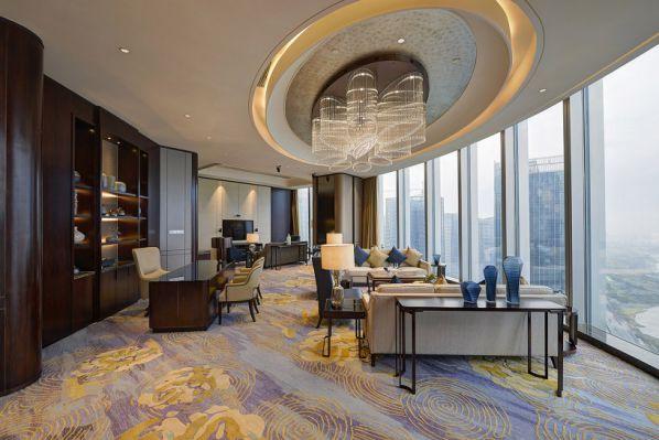 酒店办公室设计展现的风情与文化