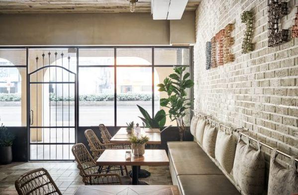 餐厅办公室装修设计的三种特色风格