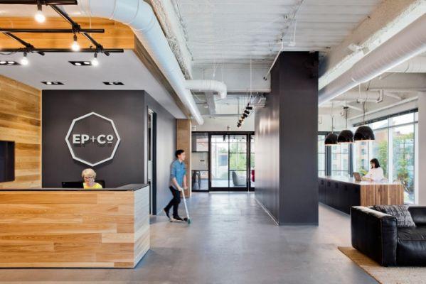 办公室装修设计中创新理念的融入