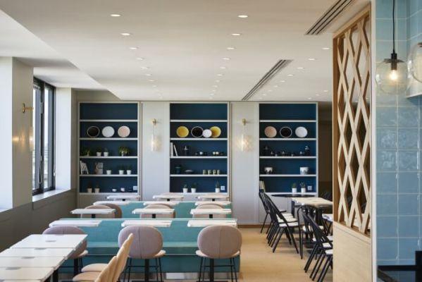新办公室装修设计的美观和功能性