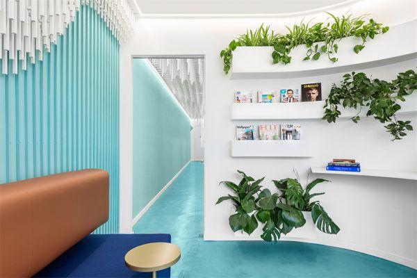办公室设计需要做好绿化方案