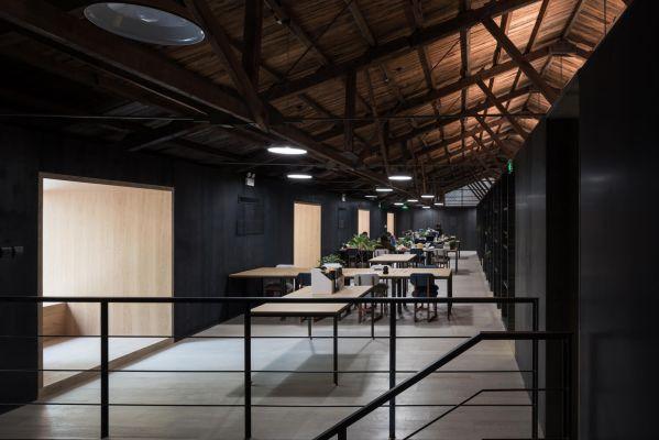办公室装修设计之建筑改造的意义