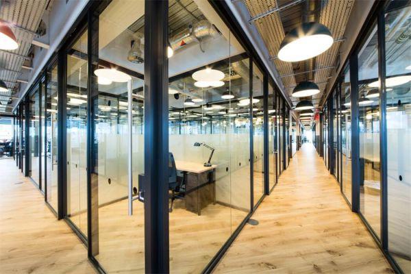 联合办公室装修设计的便利场所