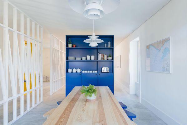 别墅办公室设计改造成旅社的形式