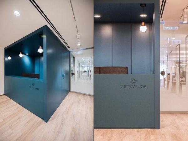 办公室装修设计的创新办公场所