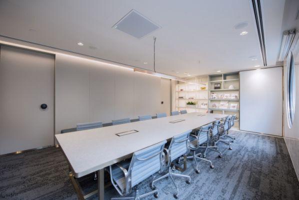上海办公室装修公司的合理选择
