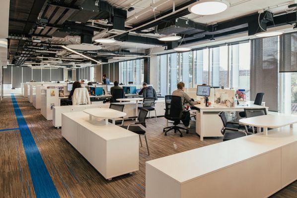 上海办公室装修过程中的理论概述