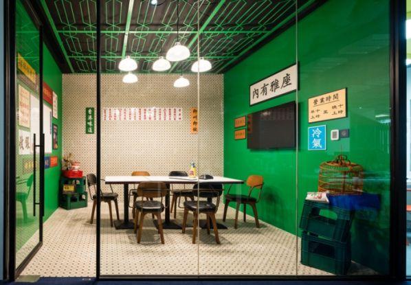 办公室装修中健康开放空间的打造