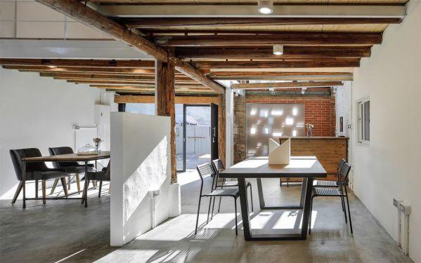 浅谈老屋办公室设计改造项目