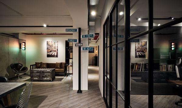 办公室设计让办公生活增加品质