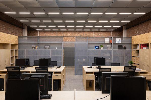 办公室装修之胡同改造的空间体验
