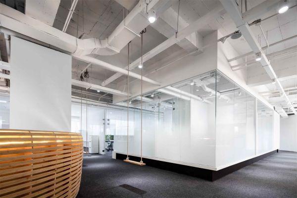 上海办公室装修公司如何占据更多的市场