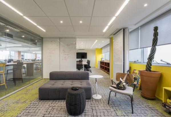 办公室装修打造的开放式商务空间