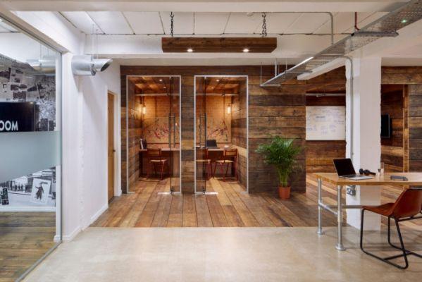 联合办公室设计打造的创意空间