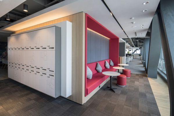怎样进行办公室设计才会有舒适感