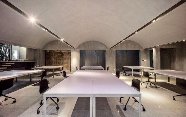 上海办公室装修怎样打造中小型企业