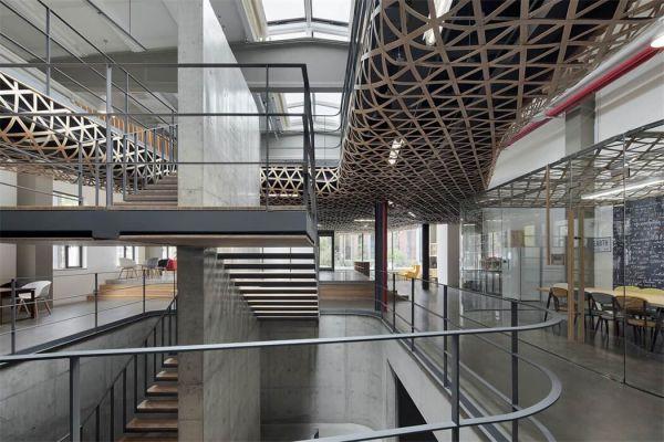 办公室设计主要的格局特点和安排
