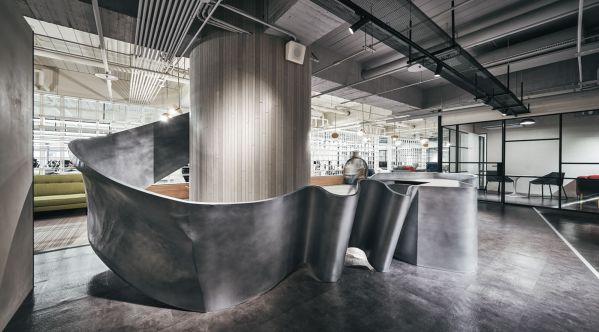 上海办公室装修是否需要安装隔断