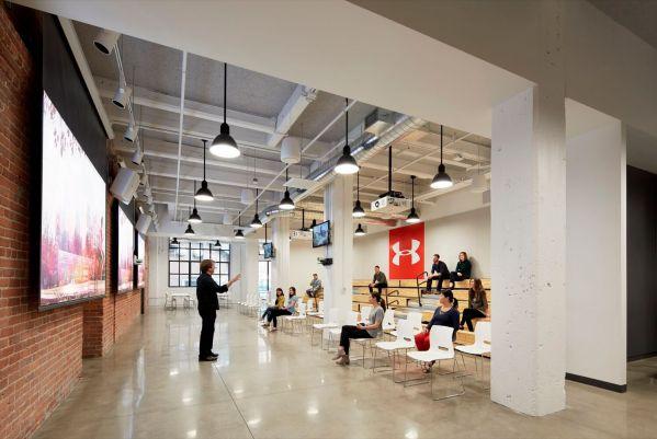 办公室设计下的厂房建筑改造
