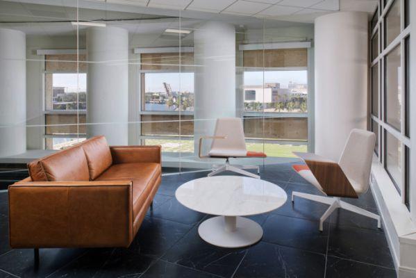 办公室设计与行业有哪些关联