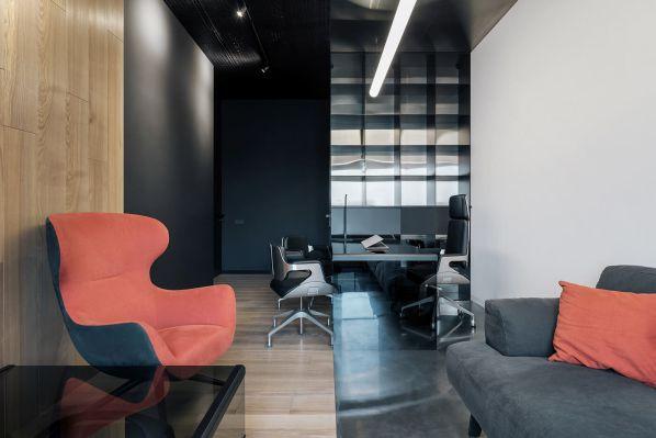 品牌炊具办公室装修的现代工业风格