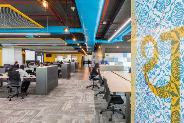 办公室装修要为员工创造良好的工作体验