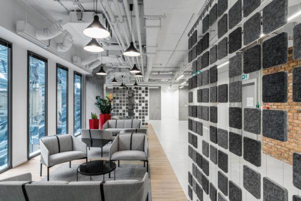上海办公室装修有什么效果
