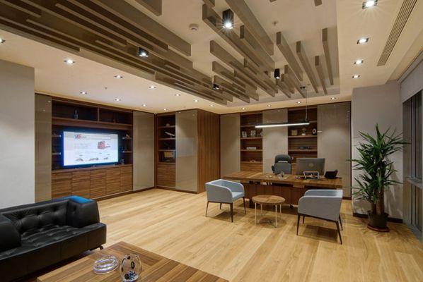 如何打造美观大气的办公室设计