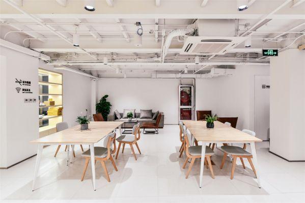 时尚前卫的办公室设计适合什么行业