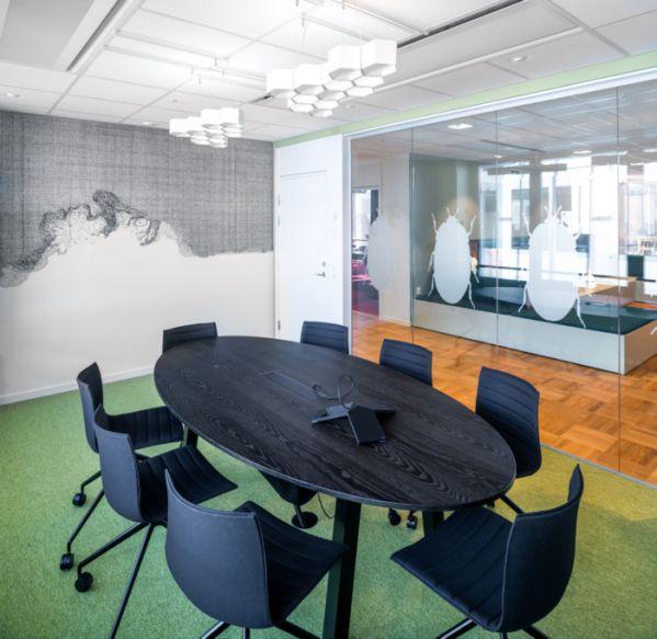 办公室装修如何选择家具用品