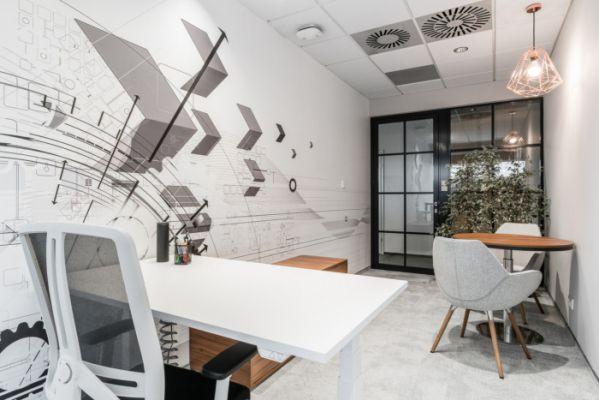 办公室设计要学会利用空间