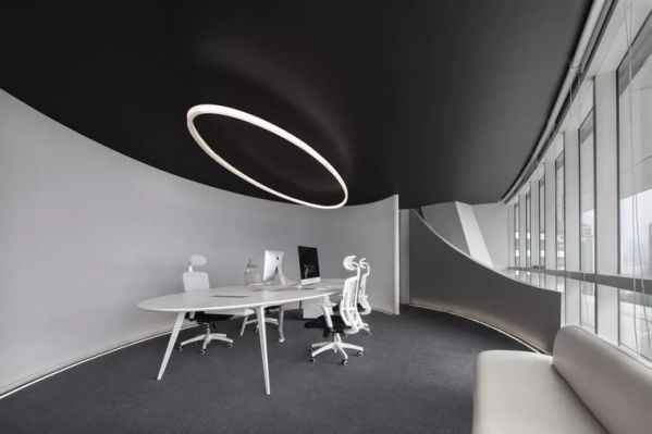办公室装修风格能否多样化